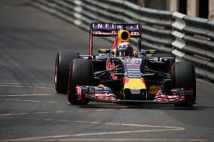F1 Noticias de última hora Red Bull pone a sus dos coches en el top 5