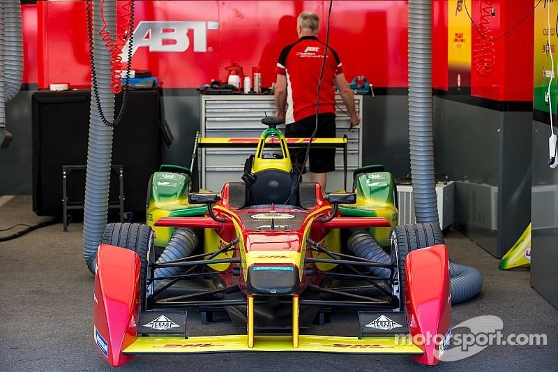 Abt suggère que son exclusion de Berlin est liée à l'organisation en Formule E