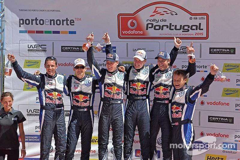 Latvala logra su primera victoria del año en Portugal