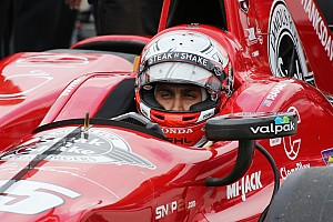 IndyCar Race report 'Chevrolet was in a league of its own,' says top Honda driver Rahal