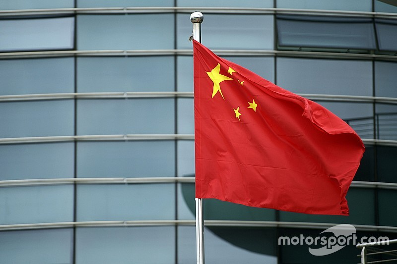 Motorsport recibe inversión del Team China Racing