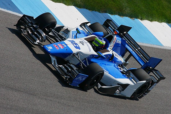 Dale Coyne's game of driver musical chairs continues at Detroit