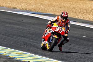 MotoGP Résumé d'essais libres Márquez -