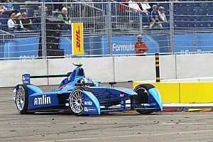 Formula E Special feature Highly charged: Inside the Berlin eprix with Amlin Aguri