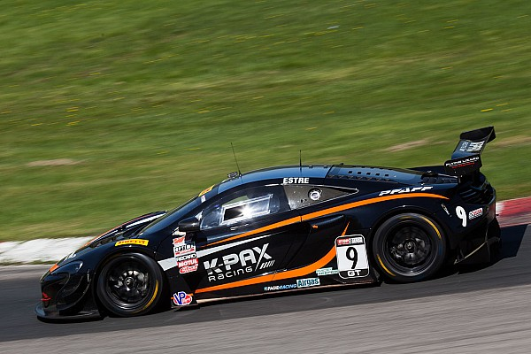 PWC Kevin Estre takes first Detroit Pirelli World Challenge race by 10 seconds