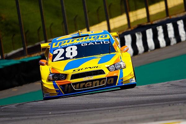 Galid Osman surpreende e crava a primeira pole position da carreira, em Curitiba
