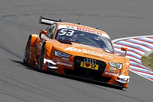 DTM Race report Audi celebrates one-two-three-four win at Lausitzring