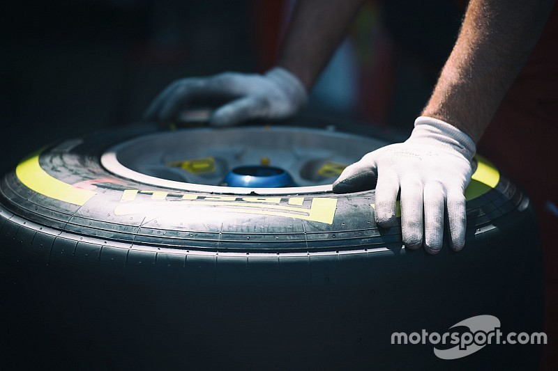 Pirelli confirme - pas de guerre des pneus avant 2020