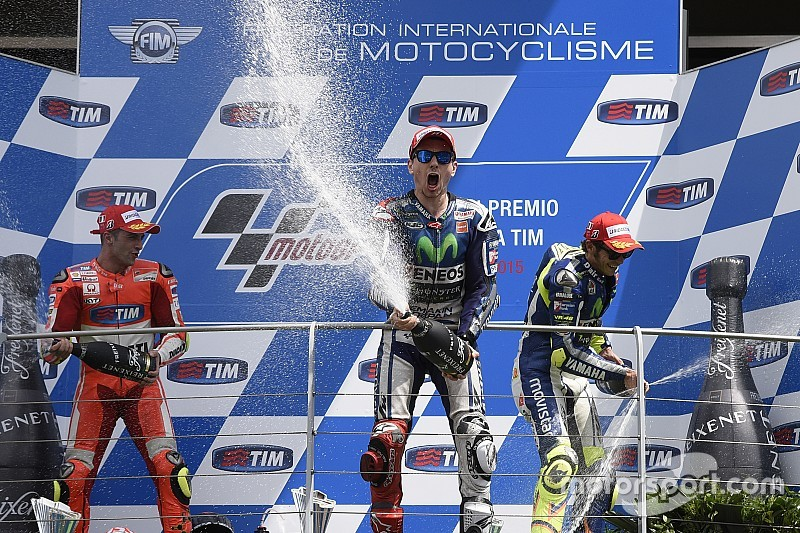 Photos - Le Grand Prix d'Italie en images