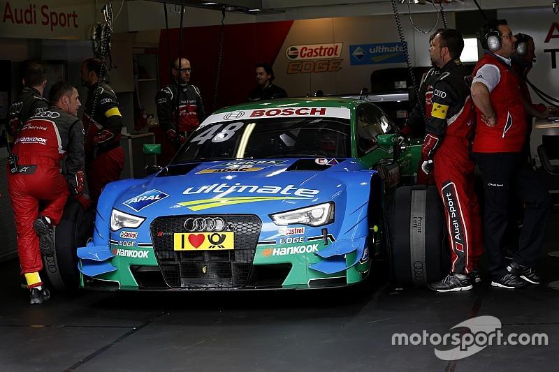 Hankook dans le viseur, les tests du Lausitzring annulés