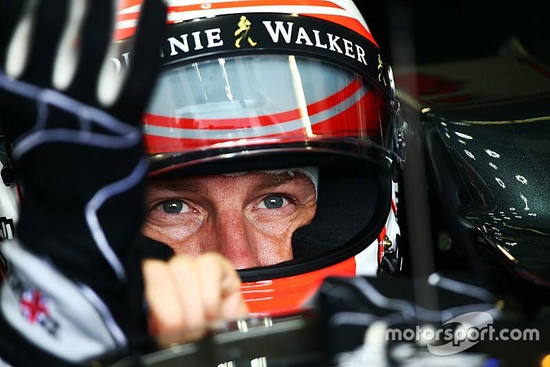 Les points de Monaco ne sont pas une fin en soi pour Button