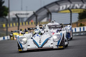 Le Mans Testing report Objectives achieved at Le Mans Test Day for Greaves Motorsport Secured by Kairos Technologies