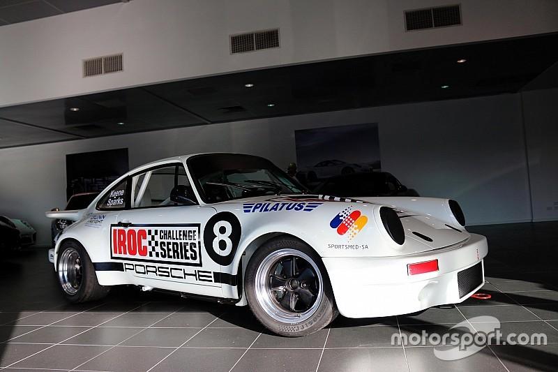 IROC historic Porsche series set for Aussie debut