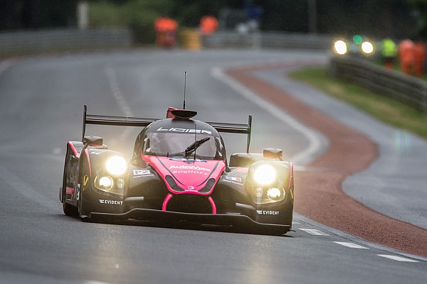 Vanthoor chasing LMP1 ambitions