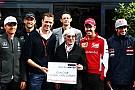 Sondage GPDA pour les fans - Les pilotes F1 submergés de réponses