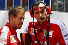 Феттель надеется на обновленный двигатель Ferrari