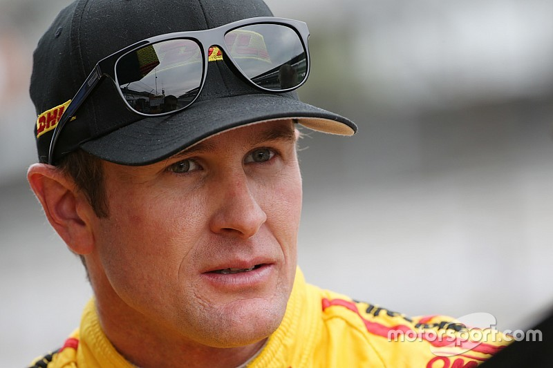 "Hunter-Reay, ""sorprendido"" por su accidente"