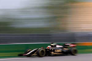 Формула 1 Пресс-релиз В Lotus быстро разобрались с настройками