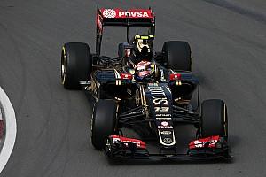 F1 Noticias de última hora Maldonado satisfecho con su quinto sitio