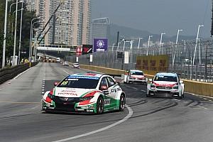 WTCC Relato da corrida Monteiro segura Huff e vence a segunda em Moscou