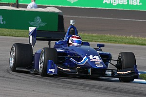 Indy Lights Actualités Nelson Piquet Jr débutera ce week-end en Indy Lights à Toronto