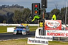 Fourteen-year-old makes V8 history at Winton