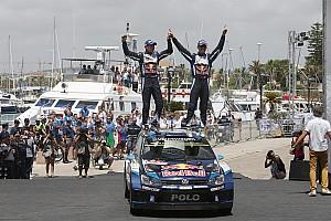 WRC Crónica de Carrera Victoria de Ogier en Italia
