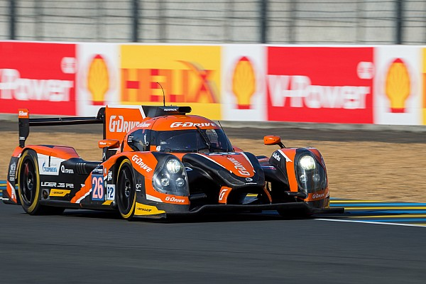 LM P2 Podium finish for G-Drive Racing at the 24 Hours of Le Mans