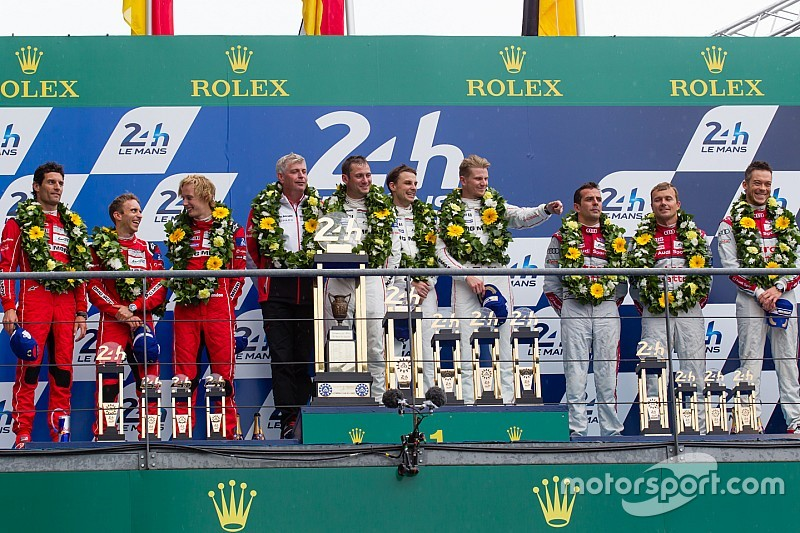 Le top 10 des 24 heures du Mans en images!