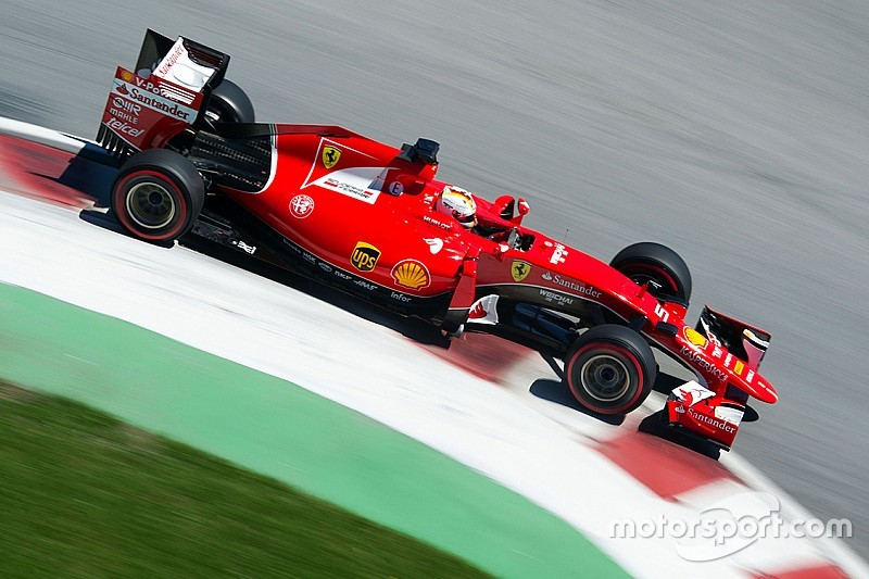 Las gomas blandas serán la clave para presionar a Mercedes, dice Ferrari