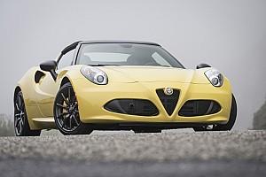 Automotive Analysis Tuesday test drive: Alfa Romeo 4C Spider