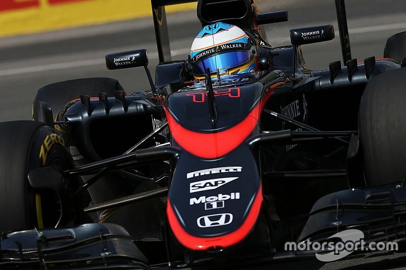 """Alonso - """"Passer le maximum de temps en piste"""""""