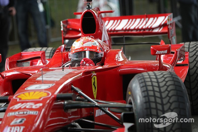 Raikkonen returns to Goodwood