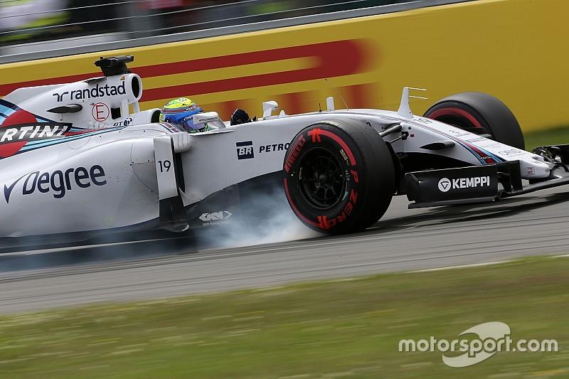 Para Massa, Fórmula 1 já é suficientemente perigosa