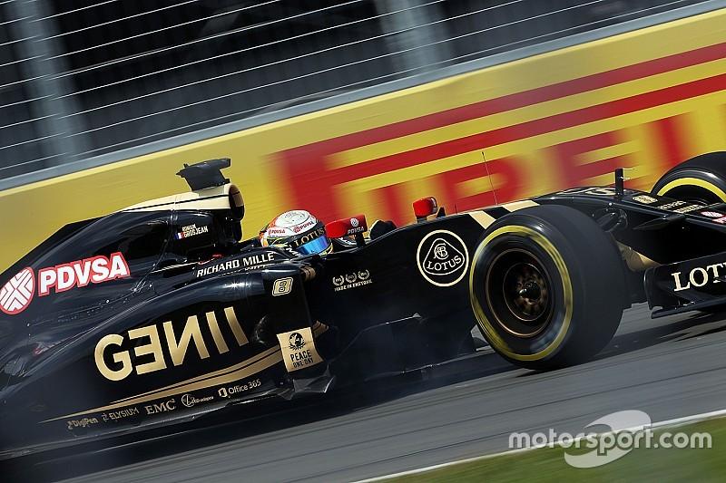 Грожан: Для хороших шин Pirelli нужны тесты