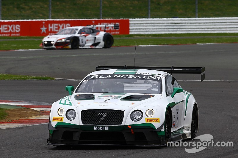 Bentley Team M-Sport prepares for 1000 km race at Paul Ricard