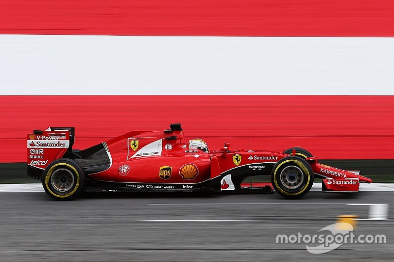 Vettel sorprende a Mercedes