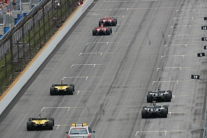 The blame game - 2005 United States GP at Indianapolis