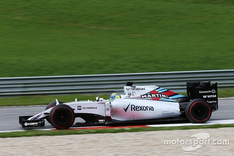 Du bon travail pour Williams et Massa, 4e