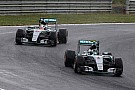 Bizarre but brilliant front row lockout for the Silver Arrows in Spielberg