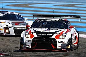 Blancpain Endurance Últimas notícias Com direito a susto no fim, trio da Nissan fatura a etapa de Paul Ricard