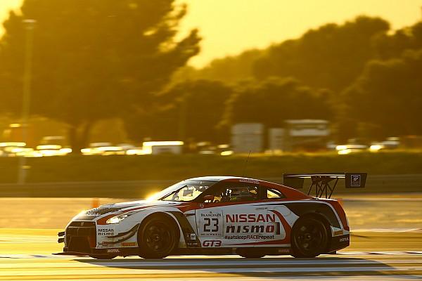 Экипаж на Nissan выиграл в Ле-Кастелле