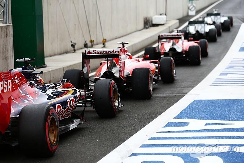 Pirelli prévoit des stratégies à un seul arrêt