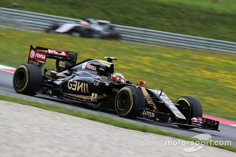 Maldonado: incidente com Verstappen foi assustador
