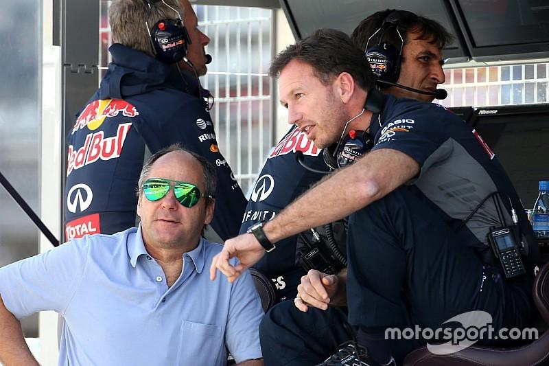 Horner niega que su futuro en Red Bull esté en duda