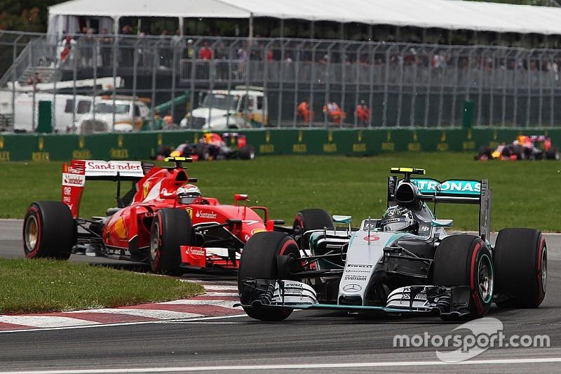 В Mercedes не хотят давать шансов Ferrari