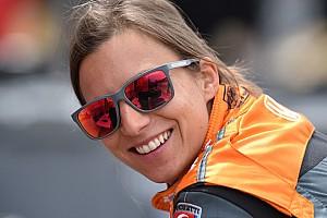 Formula E Entrevista Simona de Silvestro feliz de enfrentar un nuevo reto