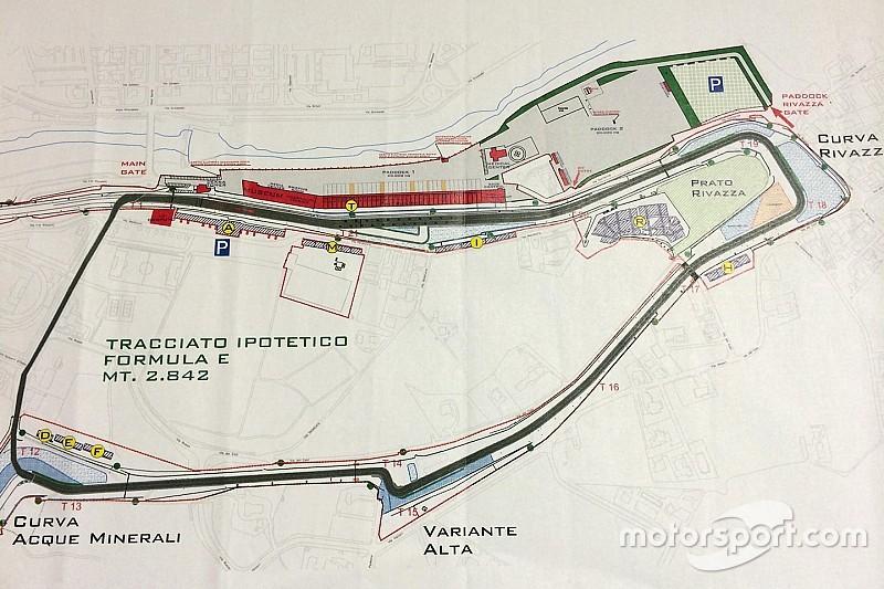 Imola a un projet pour accueillir la Formule E