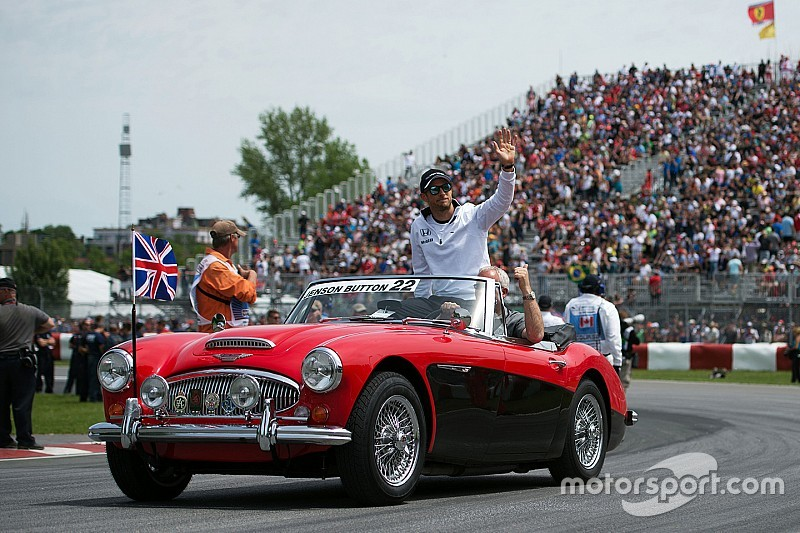 Баттон: Формула Е – не более чем дополнение к автоспорту