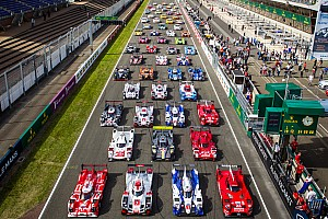 24 heures du Mans Contenu spécial Vidéo - Comment la photo de famille des 24H du Mans se met en place!
